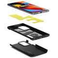 spigen tough armor for samsung note 20 ultra black extra photo 4