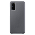 samsung led view cover case for s20 grey ef ng980pj extra photo 3