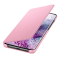 samsung led view cover galaxy s20 pink ef ng985pp extra photo 1