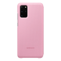 samsung led view cover galaxy s20 pink ef ng985pp extra photo 3
