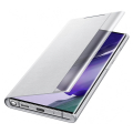samsung clear view cover galaxy note 20 ultra white silver ef zn985cs extra photo 1