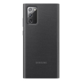 samsung clear view cover galaxy note 20 black ef zn980cb extra photo 3