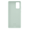 samsung silicone cover galaxy note 20 mint green ef pn980tm extra photo 1