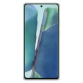 samsung silicone cover galaxy note 20 mint green ef pn980tm extra photo 2