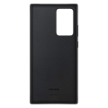 samsung leather cover galaxy note 20 black ef vn980lb extra photo 1