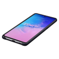 samsung silicone cover galaxy s10 lite black ef pg770tb extra photo 2