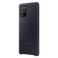 samsung silicone cover galaxy s10 lite black ef pg770tb extra photo 3
