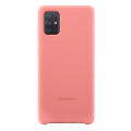 samsung silicone cover galaxy a71 pink ef pa715tp extra photo 2