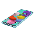 samsung silicone cover galaxy a51 blue ef pa515tl extra photo 1