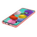 samsung silicone cover galaxy a51 pink ef pa515tp extra photo 1