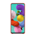 samsung silicone cover galaxy a51 pink ef pa515tp extra photo 2