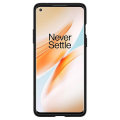 spigen ultra hybrid back cover case for oneplus 8 black extra photo 1