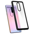spigen ultra hybrid back cover case for oneplus 8 black extra photo 2