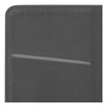 smart magnet flip case for motorola one fusion plus black extra photo 1