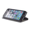 smart magnet flip case for oppo reno 4 pro 5g black extra photo 2