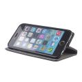 smart magnet flip case for nokia 53 black extra photo 2