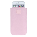 pouch case slim up mono xxxl samsung siii i9300 powder pink extra photo 1