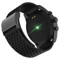 forever aw 100 smartwatch amoled icon black extra photo 6
