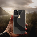 forcell s case back cover for iphone se 2020 black extra photo 2