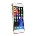 forcell new electro back cover case for huawei p40 lite gold extra photo 1