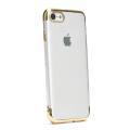forcell new electro back cover case for huawei p40 lite e gold extra photo 2