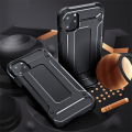 forcell armor back cover case for iphone 12 12 pro black extra photo 2