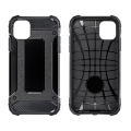 forcell armor back cover case for iphone 12 pro max black extra photo 1