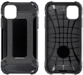 forcell armor back cover case for xiaomi redmi 9 black extra photo 1
