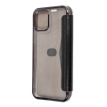 forcell electro book flip case for iphone 12 pro max black extra photo 1