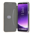 forcell book elegance flip case for samsung s20fe gray extra photo 1