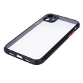 defender hybrid back cover case for iphone 12 iphone 12 pro 61 black extra photo 1