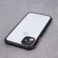 defender hybrid back cover case for iphone 12 mini 54 black extra photo 5