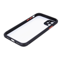 defender hybrid back cover case for iphone 12 pro max 67 black extra photo 2