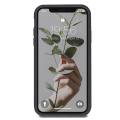 forever bioio back cover case for iphone 12 iphone 12 pro 61 black extra photo 2