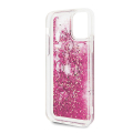karl lagerfeld iphone 11 pro klhcn58ropi rose gold hard case glitter extra photo 2