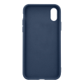matt tpu back cover case for iphone x iphone xs dark blue extra photo 1