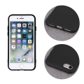 silicon back cover case for iphone 12 mini 54 black extra photo 3