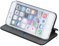 smart diva flip case for iphone 12 iphone 12 pro 61 black extra photo 1