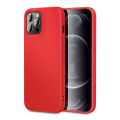 esr cloud back cover case for iphone 12 pro max red extra photo 1