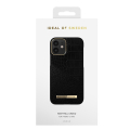 ideal of sweden back cover case for iphone 12 mini nightfall croco extra photo 2