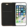 luna book flip case for apple iphone 12 12 pro black extra photo 1