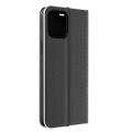 luna carbon flip case for apple iphone 12 mini black extra photo 4