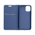 luna carbon flip case for apple iphone 12 mini blue extra photo 2