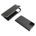 luna carbon flip case for apple iphone 12 pro max black extra photo 3