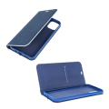 luna carbon flip case for apple iphone 12 pro max blue extra photo 3