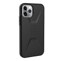 uag urban armor gear civilian back cover case for apple iphone 11 pro max black extra photo 1