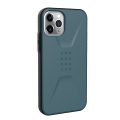 uag urban armor gear civilian back cover case for apple iphone 11 pro max slate extra photo 1