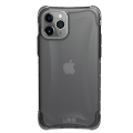 uag urban armor gear plyo back cover case for iphone 11 pro max black transparent extra photo 1