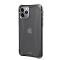 uag urban armor gear plyo back cover case for iphone 11 pro max black transparent extra photo 2
