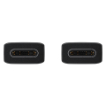 samsung cable usb type c to usb type c 5a ep dn975bb black extra photo 2